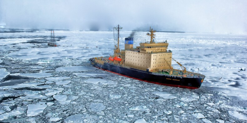 Russie, Chine, Norvège et Etats-Unis lorgnent l'Arctique !