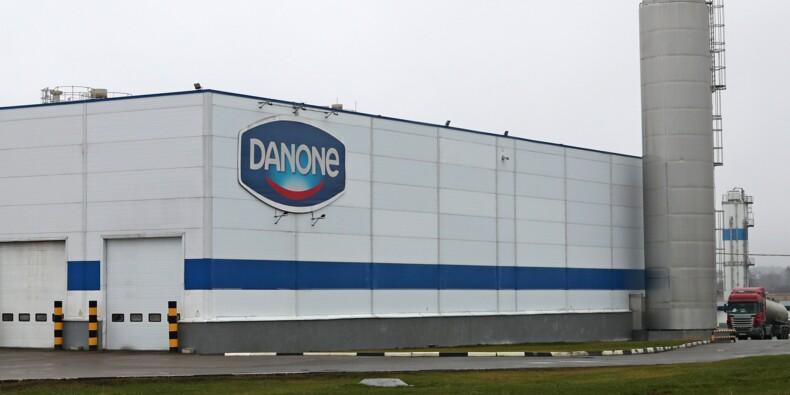 Danone officialise l'arrivée de son nouveau patron