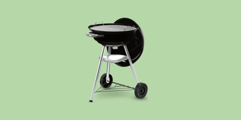 Cdiscount : Nouvelle offre à ne pas rater sur le barbecue Weber Compact Kettle