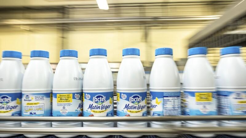 Lactalis annonce une bonne nouvelle pour les éleveurs laitiers