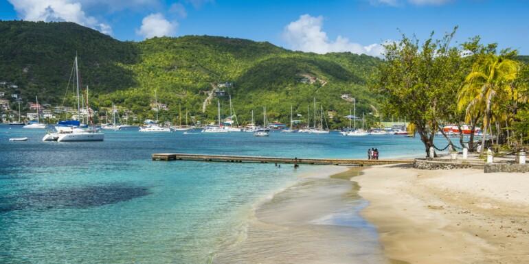 Une île entièrement basée sur le Bitcoin va voir le jour dans les Caraïbes