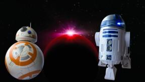 Un droïde de Star Wars et le chapeau d'Indiana Jones vendus aux enchères