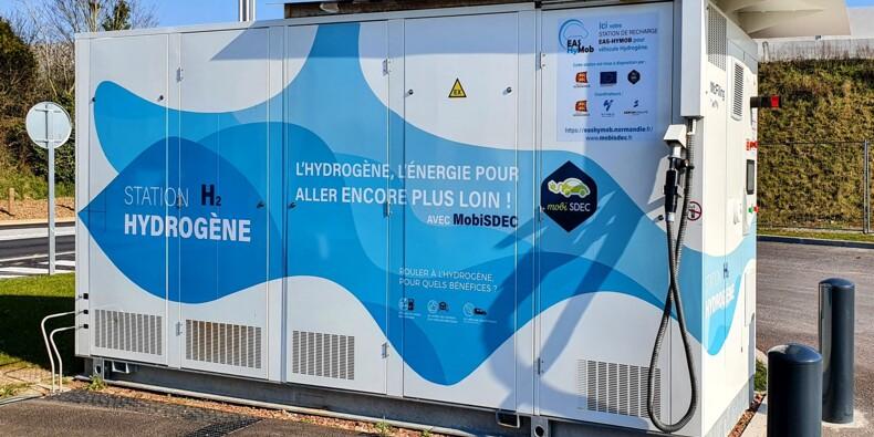 """La voiture à hydrogène n'est """"pas une solution miracle"""" face aux défis de la transition énergétique"""
