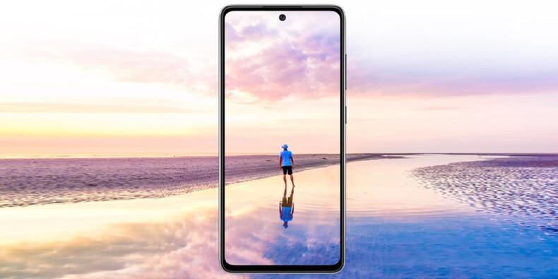 Samsung Galaxy : Offre flash à ne pas rater sur le modèle A52 chez Amazon