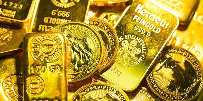 Porté par l'inflation, l'or teste un seuil clé : le conseil Bourse du jour
