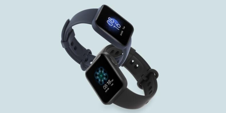 Xiaomi : Jusqu'à -42% sur les montres connectées Mi Watch chez Amazon
