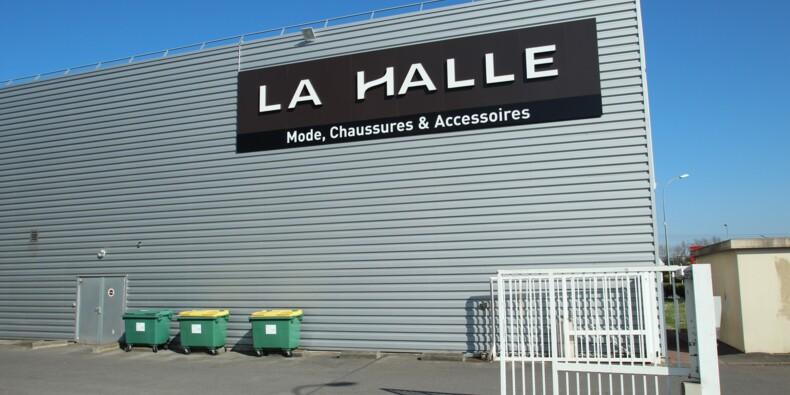 128 magasins La Halle rachetés par Chaussea, feu vert des autorités