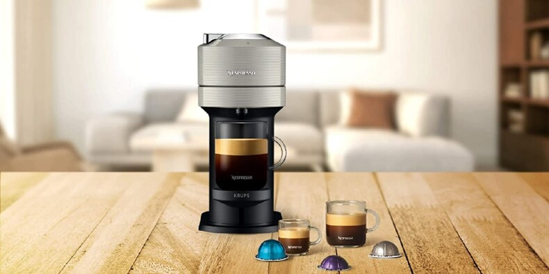 Amazon : Offre flash sur la machine à café Nespresso Krups Vertuo
