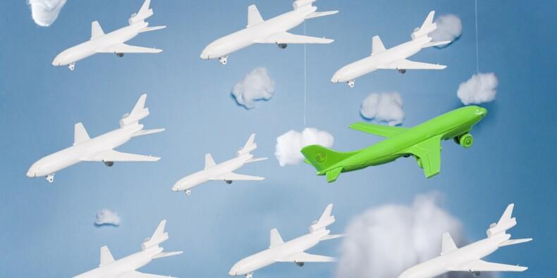 """Objectif """"neutralité carbone"""" d'ici 2030 pour des aéroports européens"""