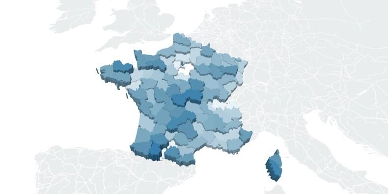Covid-19 : qui et où vaccine-t-on le plus en France ?
