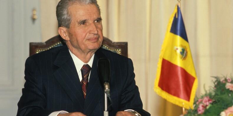 L'avion présidentiel du dirigeant communiste roumain Ceausescu aux enchères