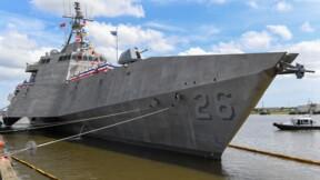 Découvrez le nouveau trimaran de combat de l'US Navy