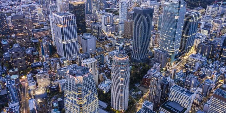 La Bourse de Tokyo poursuit son ascension dans la voie de Wall Street