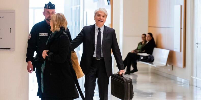 Affaire Adidas - Crédit Lyonnais : Bernard Tapie absent au procès, qui se poursuit