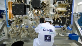 Galileo : Airbus gagne en justice face OHB System