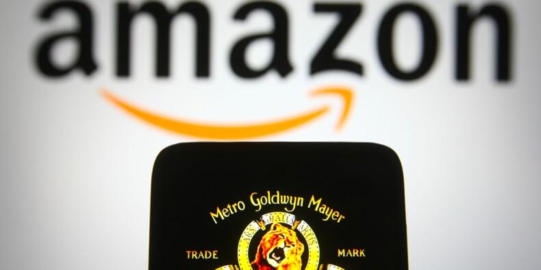 Amazon rachète MGM, propriétaire de la saga James Bond, pour plus de 8 milliards