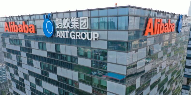 Alibaba face à des vents contraires : le conseil Bourse du jour