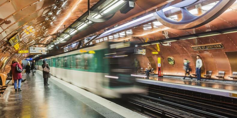 Pollution dans le métro : une plainte déposée contre la RATP