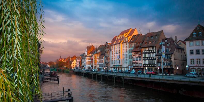 Face à l'afflux de poids lourds, l'Alsace autorisée à taxer le transport routier