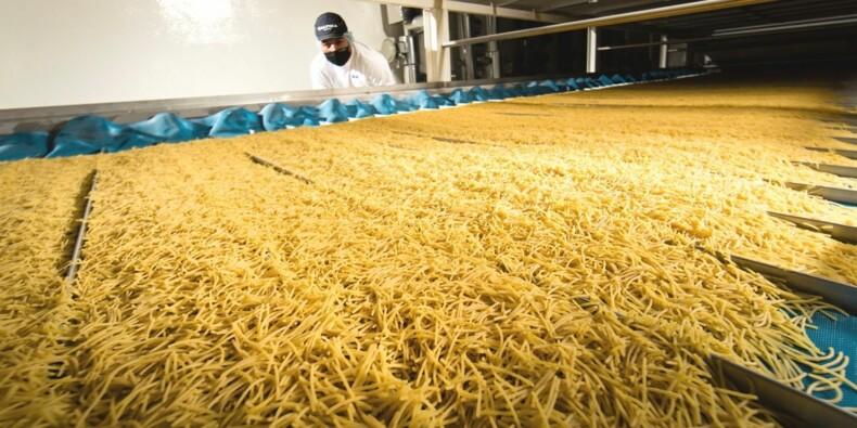Alpina Savoie : on a visité l'usine du roi de la pasta à la française