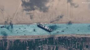 Canal de Suez : le propriétaire du porte-conteneurs bloqué négocie l'indemnisation