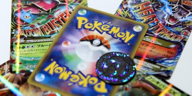 Un rappeur français vend des cartes Pokémon pour une fortune