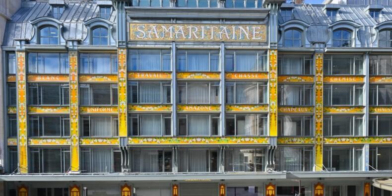 Seize ans plus tard, la date de réouverture de La Samaritaine est connue