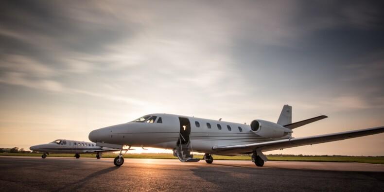 15.000 euros un Paris-Nice : boom des vols d'affaires en plein Covid