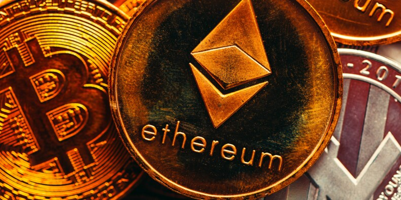 Cryptomonnaies : l'Ethereum va marquer des points face au Bitcoin : le conseil Bourse du jour
