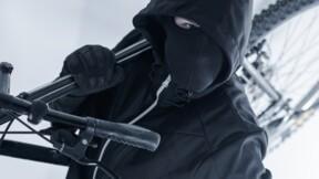 L'improbable technique de voleurs professionnels de vélos