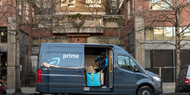 Face à la recrudescence d'accidents, Amazon assouplit ses conditions de travail