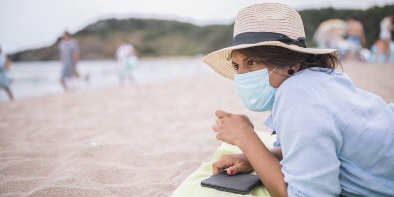 Dans ce département, vous n'aurez plus besoin de porter le masque à la plage