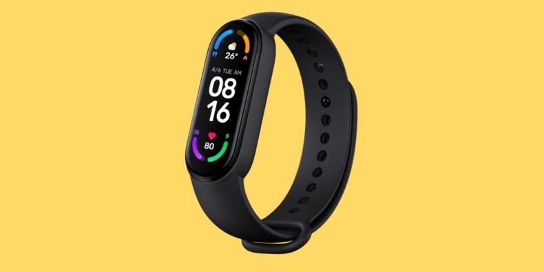 Xiaomi : Le bracelet connecté Mi Smart Band 6 déjà en promotion sur Amazon (-31%)