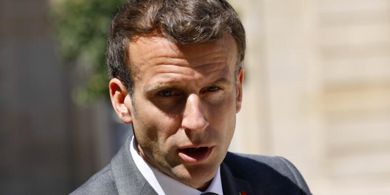"""Réforme des retraites : Emmanuel Macron n'envisage pas de la reprendre """"en l'état"""""""
