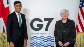 Le G7 va tenter d'avancer sur l'impôt mondial sur les multinationales