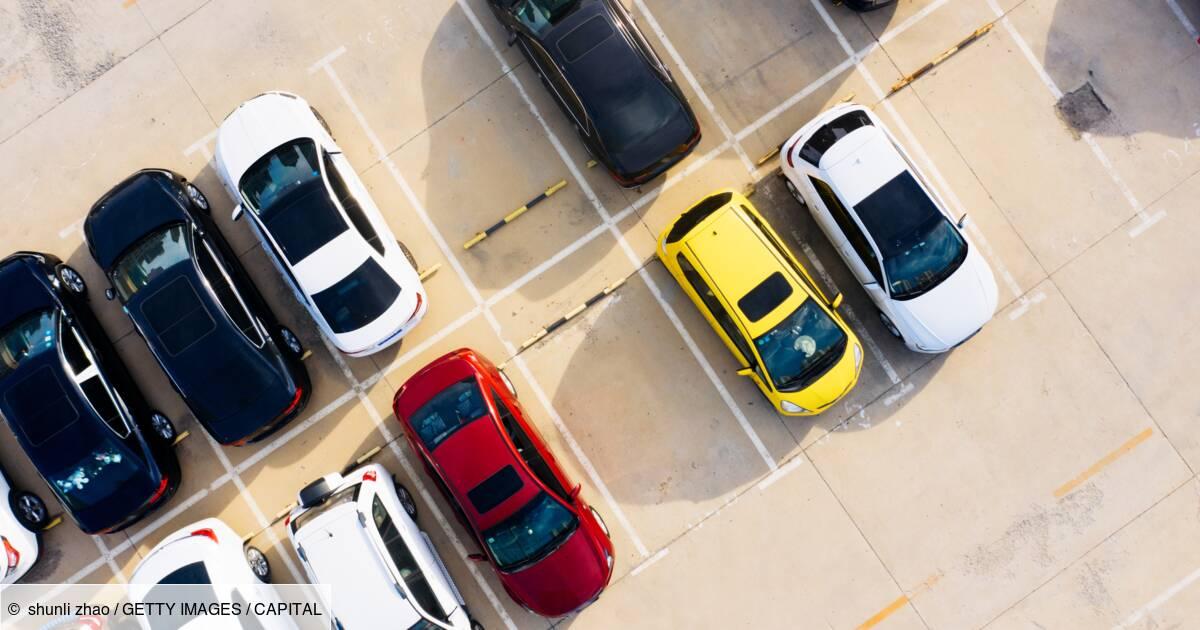 1 million d'euros… pour une place de parking de 12,5 mètres carrés