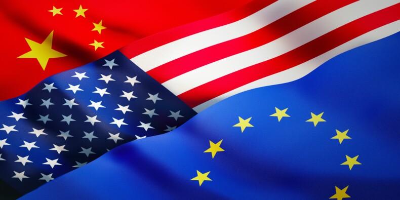 Croissance : la Chine et les Etats-Unis nous distancent, le conseil Bourse du jour