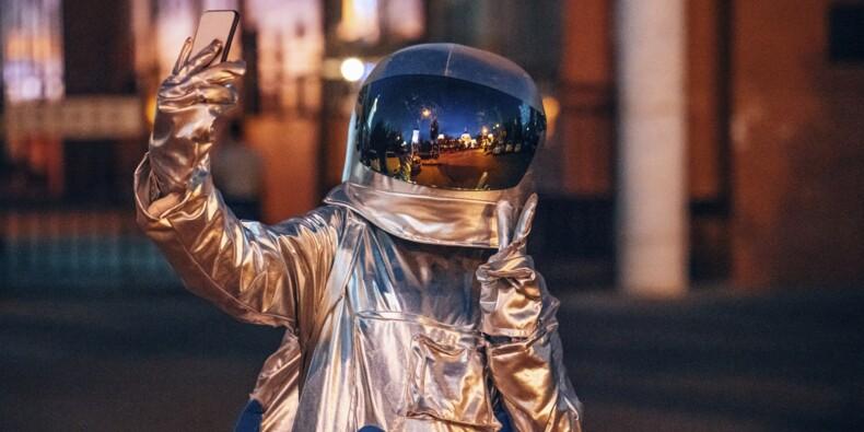 Une chercheuse star de TikTok envoyée dans l'espace