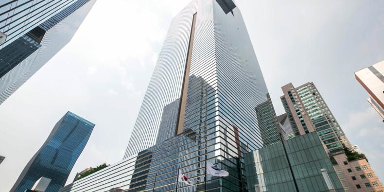 L'héritier de Samsung écope d'une amende pour des injections illégales