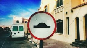 Vaucluse : pour ralentir la police, des dealers coulent d'imposants dos d'âne