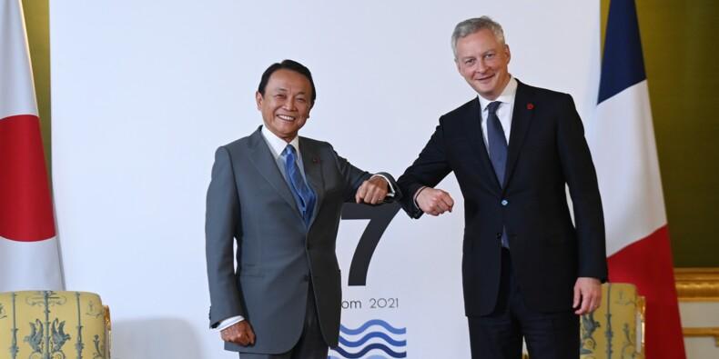 """Fiscalité internationale : Bruno Le Maire prévoit un """"combat difficile"""" pour convaincre la Chine"""