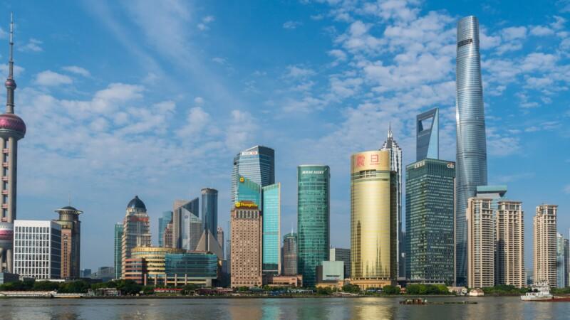 En Chine, l'énorme bond des importations sur un an