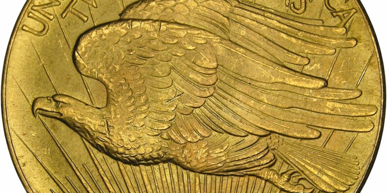 Or : une pièce de monnaie Double Eagle devient la plus chère du monde, record à Sotheby's