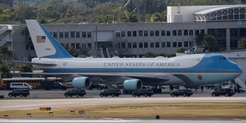 Boeing tente de renégocier le prix de l'Air Force One et annonce un an de retard