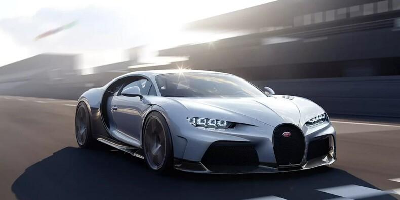 La nouvelle Bugatti Chiron Super Sport va être produite… à 30 exemplaires