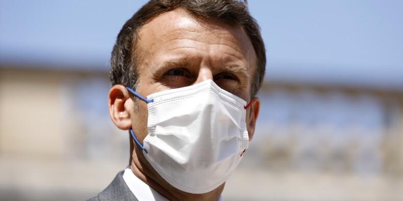 Vaccins : Macron enjoint les labos à partager des doses avec les plus pauvres