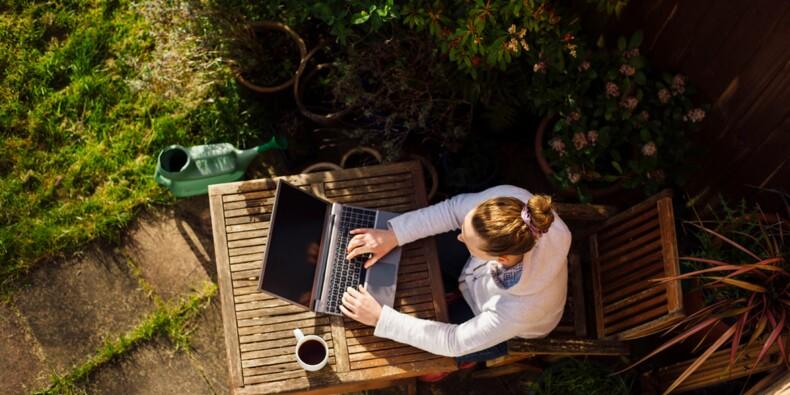 Les cyberattaques pas forcément plus nombreuses avec le télétravail