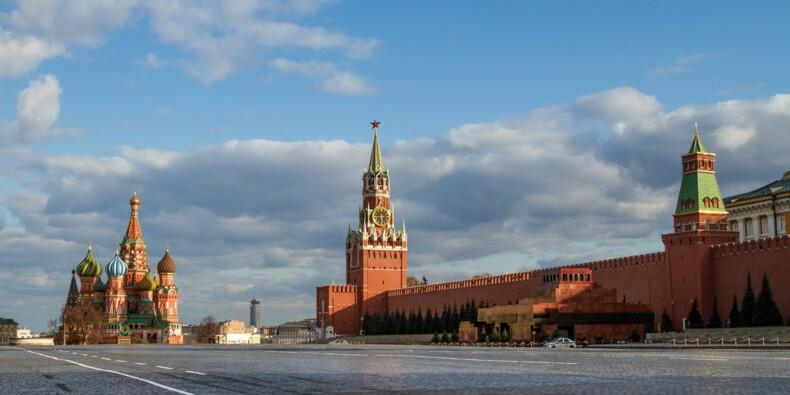 Une voiture contre un vaccin : l'étonnante loterie du maire de Moscou