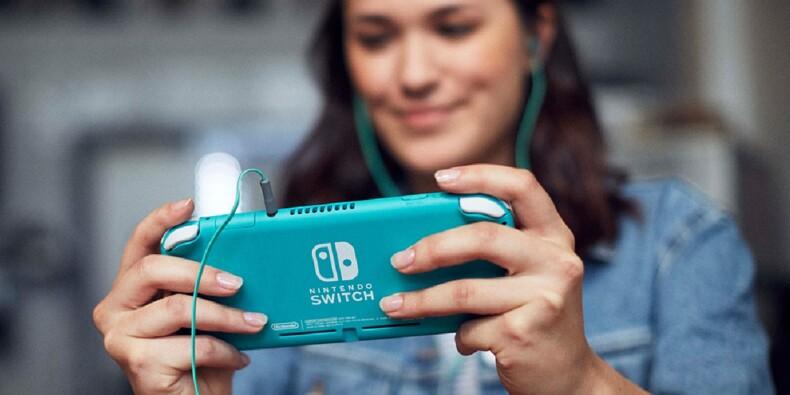 Nintendo Switch : Nouvelles promotions sur la console et les jeux chez Amazon