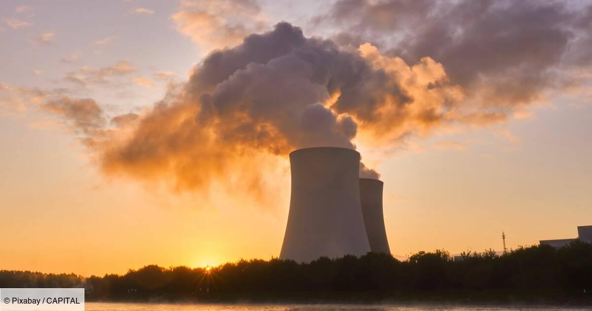 EDF veut lancer un premier chantier de petit réacteur nucléaire (SMR) en France d'ici 2030